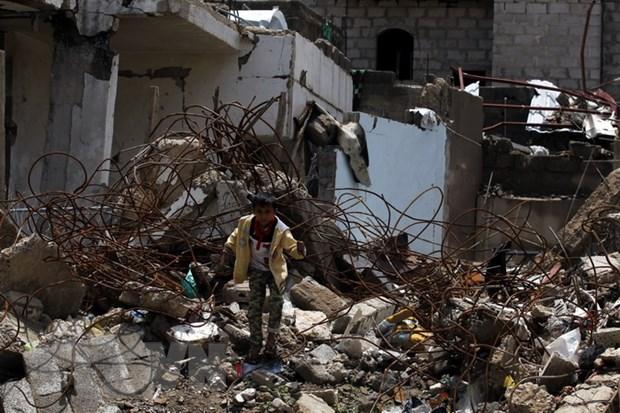 Yemen: Houthi cong bo danh sach Hoi dong chinh tri toi cao hinh anh 1