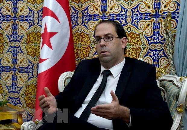 Tan Thu tuong Tunisia cong bo danh sach sach noi cac moi hinh anh 1