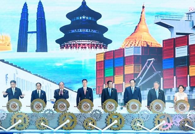 Viet Nam co nhieu gian hang nhat tai Hoi cho Trung Quoc-ASEAN hinh anh 1