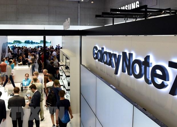 "Gia tri von hoa cua Samsung Electronics ""boc hoi"" hon 11 ty USD hinh anh 1"