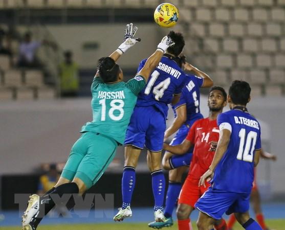 AFF Suzzuki Cup 2016: Kiatisak va muc tieu Top 10 chau A hinh anh 1