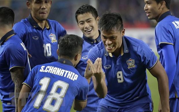 AFF Suzuki Cup 2016: Thai Lan