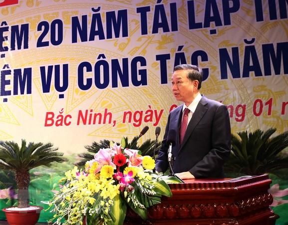 20 nam tai lap tinh Bac Ninh: Kien thiet mot thanh pho thong minh hinh anh 2