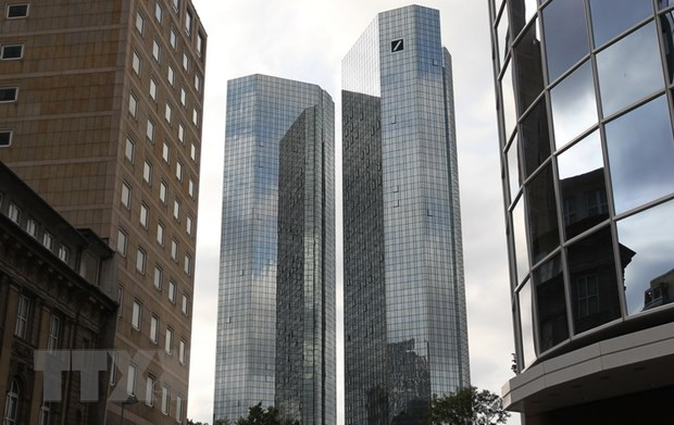Deutsche Bank chiu tra 95 trieu USD de giai quyet cao buoc tron thue hinh anh 1