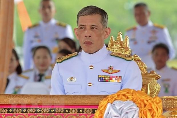Vua Thai Lan chinh thuc toan quyen quyet dinh bo nhiem nhiep chinh hinh anh 1