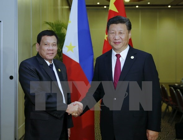 Chuyen gia: Quan he Trung Quoc-Philippines sap gap thu thach hinh anh 1