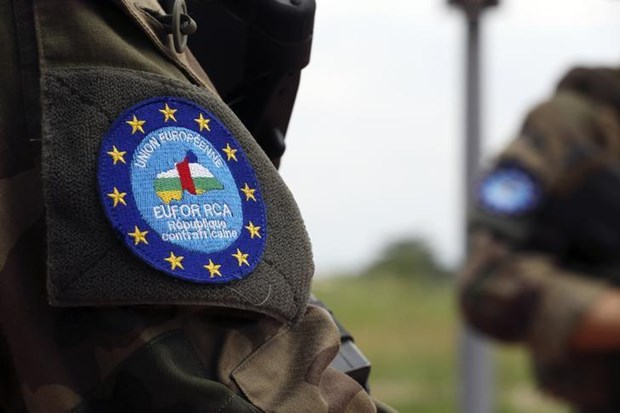 EU thanh lap co quan huan luyen quoc phong thoi hau Brexit hinh anh 1