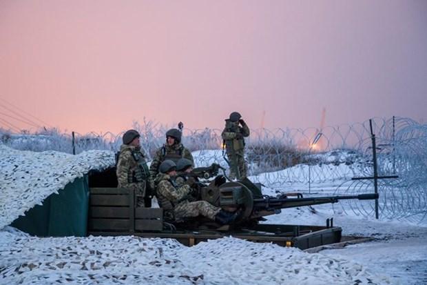 Ukraine: CH tu xung Donetsk tuyen bo duong
