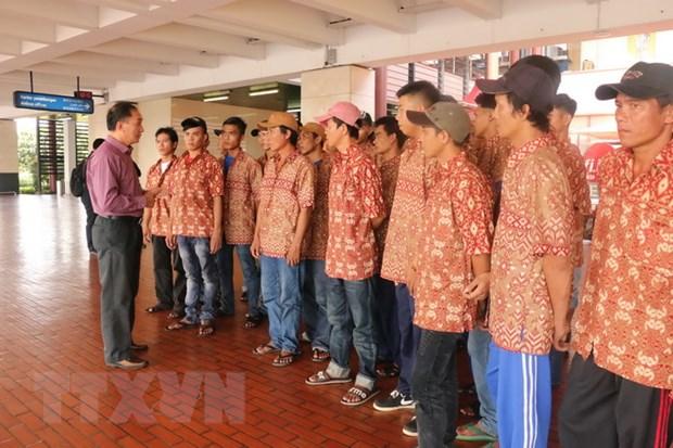 Indonesia tra tu do cho phan lon ngu dan va 4 tau ca cua Viet Nam hinh anh 1