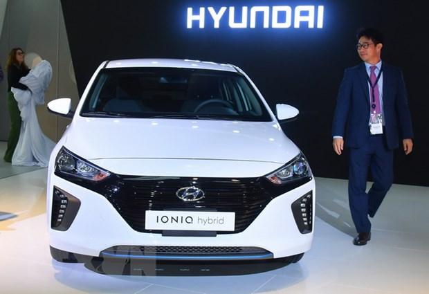 Doanh so ban xe hybrid cua Hyundai va Kia vuot moc 500.000 xe hinh anh 1