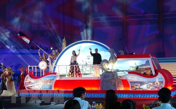 Festival Bien Nha Trang khep lai voi