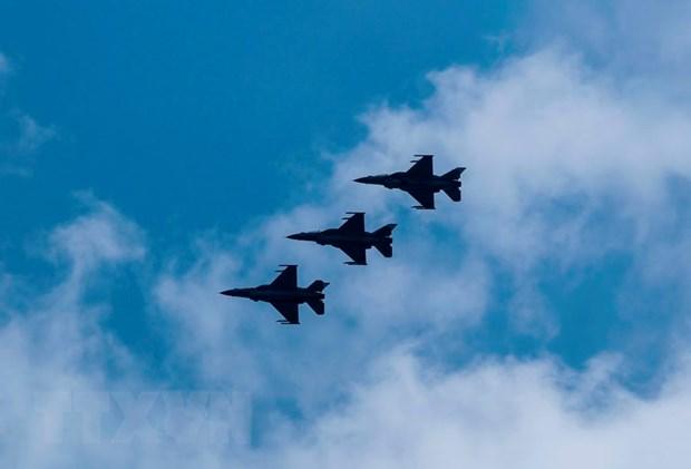 Lockheed Martin ky thoa thuan che tao may bay F-16 tai An Do hinh anh 1