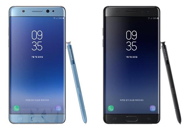 Sau cuoc khung hoang Note 7, Samsung se tung ra ban nang cap hinh anh 1