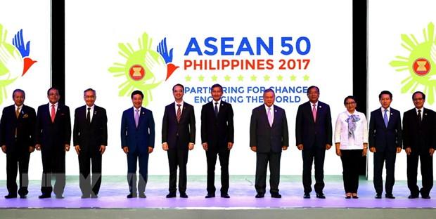 AMM 50: Cac ngoai truong ASEAN thong qua du thao khung COC hinh anh 1