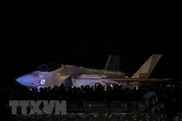 Israel mua them 17 may bay tang hinh F-35 toi tan cua My hinh anh 1