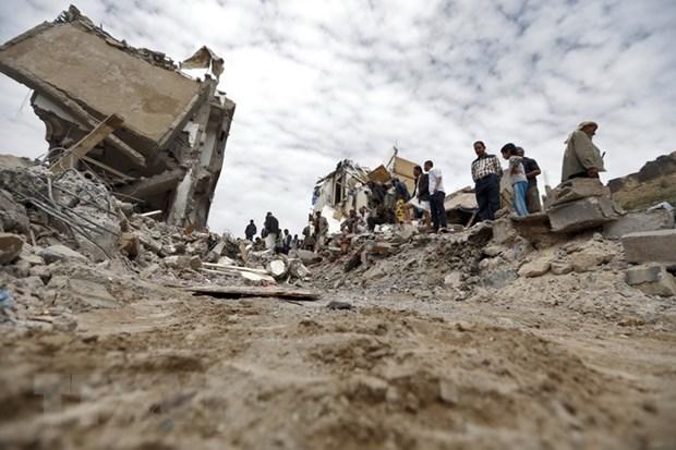 Cac luc luong giao tranh da rut khoi thu do cua Yemen hinh anh 1