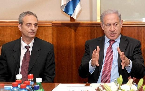Cuu Bo truong Israel bi tham van ve thuong vu mua tau ngam hinh anh 1
