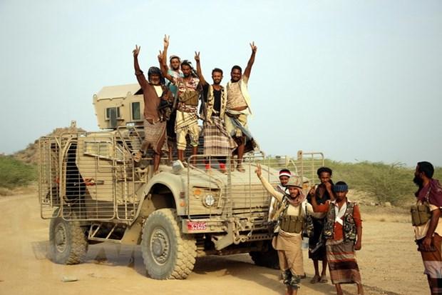 Quan doi chinh phu Yemen da kiem soat 85% lanh tho dat nuoc hinh anh 1