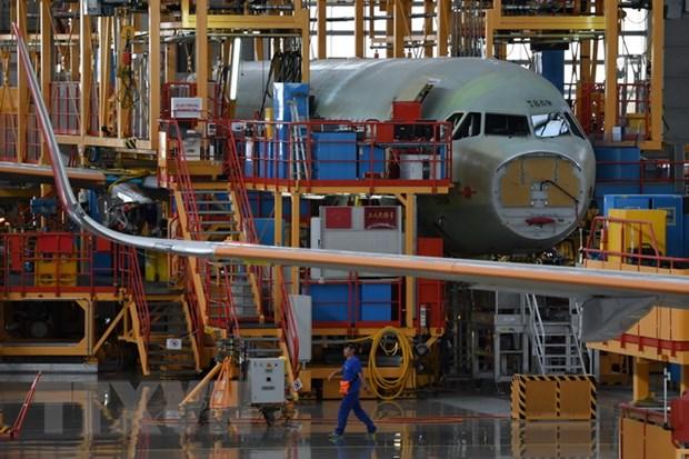 Airbus mo trung tam dau tien hoan thien may bay tai Trung Quoc hinh anh 1