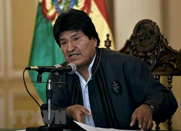 Bolivia hoan nghenh Brazil va Colombia ung ho doi thoai tai Venezuela hinh anh 1