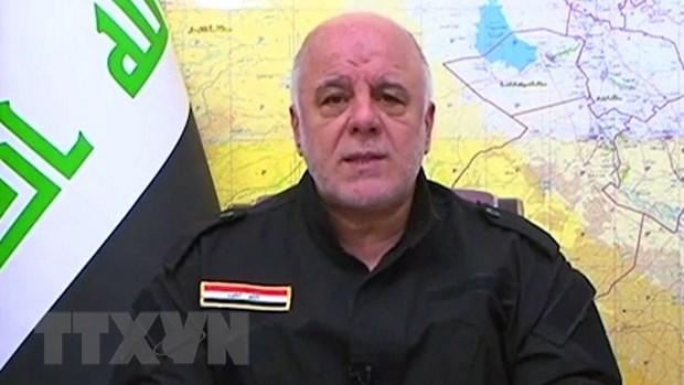 Chinh phu Iraq cat giam ngan sach 2018 cho khu vuc nguoi Kurd hinh anh 1