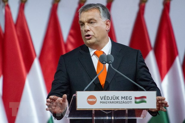 Hungary phan doi lenh trung phat cua EU doi voi Ba Lan hinh anh 1
