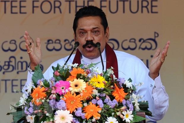 Sri Lanka lap toa an dieu tra tham nhung thoi cuu Tong thong Rajapakse hinh anh 1