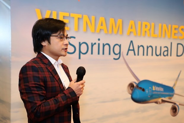 Vietnam Airlines tai Hong Kong hop tac hieu qua voi doi tac quoc te hinh anh 1