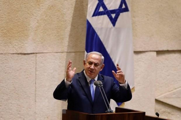 Israel tuyen bo da giang cho Iran va Syria 'nhung don dich dang' hinh anh 1