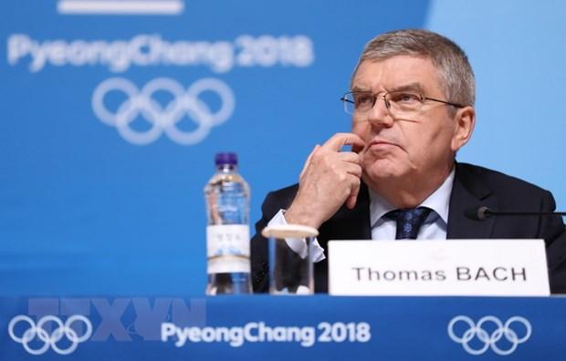 Olympic PyeongChang 2018: Chu tich IOC gap Tro ly cua Tong thong Nga hinh anh 1