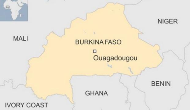 Dai su Phap khang dinh vu no tai Burkina Faso la