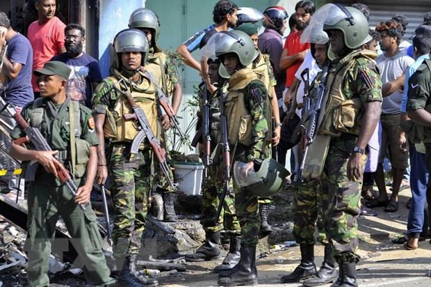 Sri Lanka: Hang tram nguoi bi bat sau cac vu bao luc sac toc o Kandy hinh anh 1