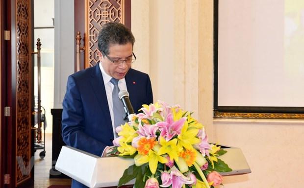 Giao luu phu nu ASEAN va quang ba van hoa Viet Nam tai Trung Quoc hinh anh 2