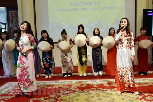 Giao luu phu nu ASEAN va quang ba van hoa Viet Nam tai Trung Quoc hinh anh 3