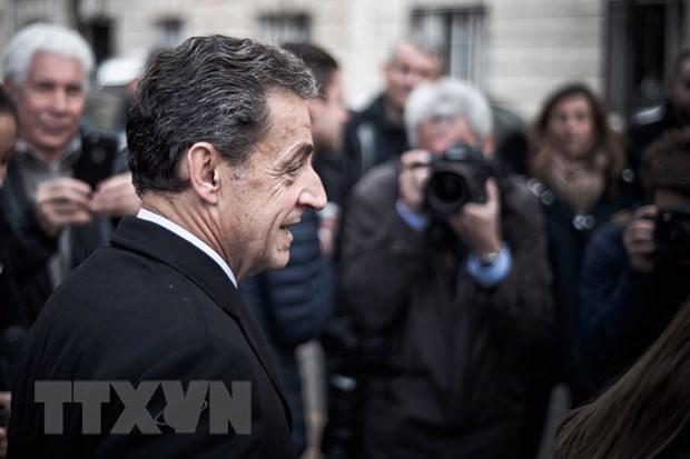 Cuu Tong thong Phap Nicolas Sarkozy se bi dua ra xet xu hinh anh 1