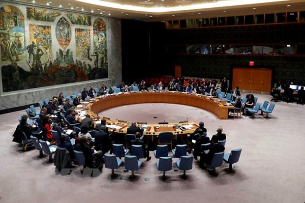 HDBA khong thong qua 2 du thao nghi quyet ve Syria cua My va Nga hinh anh 1