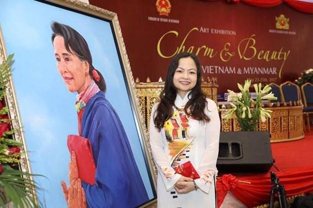 Quan he hop tac Viet Nam-Myanmar ngay cang toan dien va sau sac hinh anh 1