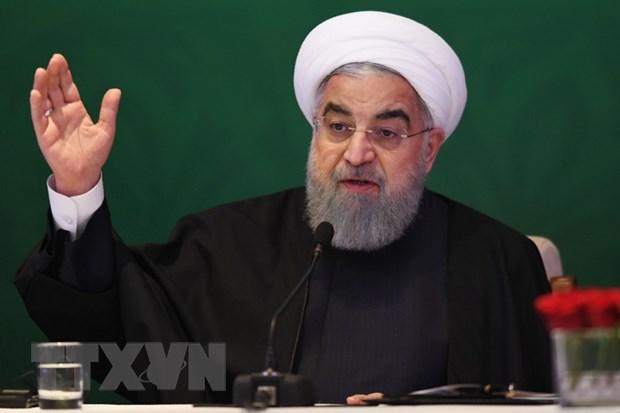 Iran canh bao hau qua nghiem trong neu phan boi thoa thuan hat nhan hinh anh 1