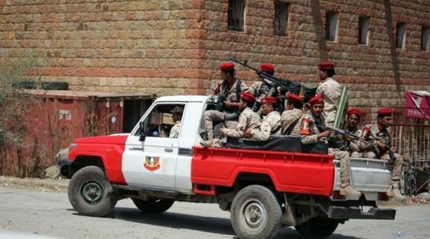 An ninh Yemen tieu diet 'thai tu' cua IS trong mot cuoc dau sung hinh anh 1