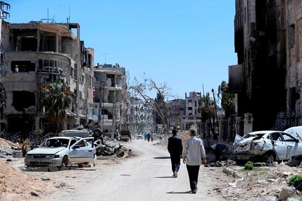LHQ: Syria chua giai dap nhieu cau hoi lien quan den vu khi hoa hoc hinh anh 1