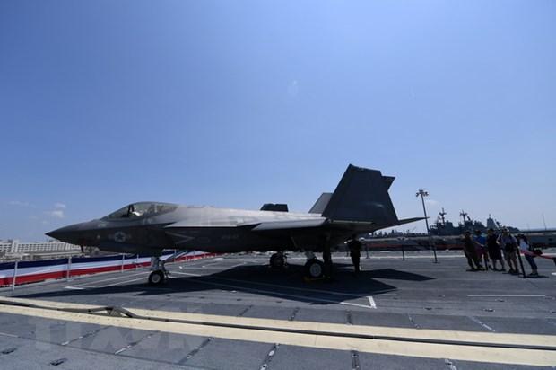 Israel la nuoc dau tien tac chien bang may bay F-35 cua My hinh anh 1