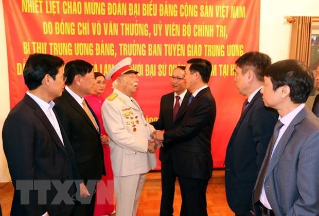 Viet Nam va Hy Lap thuc day moi quan he huu nghi, hop tac nhieu mat hinh anh 5