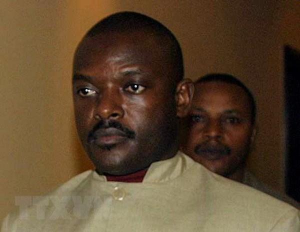 Tong thong Burundi Nkurunziza cam ket tu nhiem vao nam 2020 hinh anh 1
