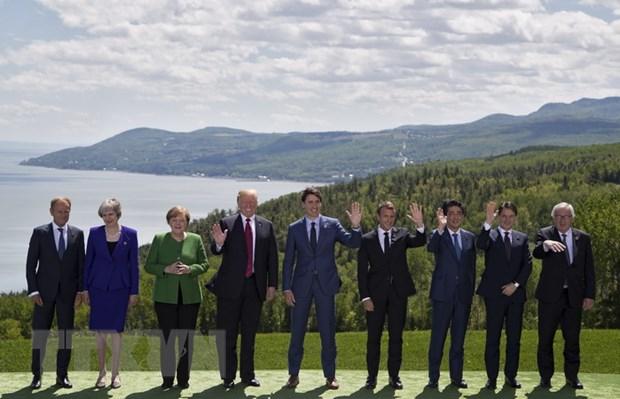 Ngoai truong My van hy vong tiep tuc phat trien quan he voi G7 hinh anh 1