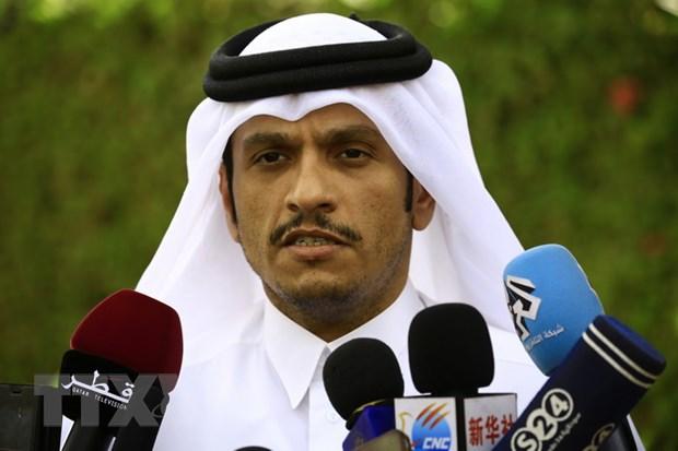 Cang thang vung Vinh: Qatar kien UAE len Toa an Cong ly Quoc te hinh anh 1