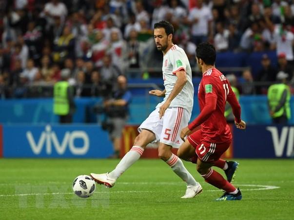 World Cup 2018: Tay Ban Nha quyet gianh 3 diem truoc Maroc hinh anh 1