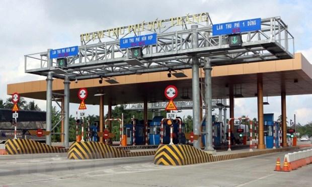 Tong cuc Duong bo Viet Nam giam sat doanh thu tram BOT Soc Trang hinh anh 1