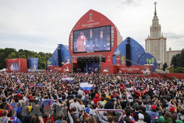 World Cup 2018 tai Nga va bai toan kho cho dat nuoc Qatar hinh anh 1