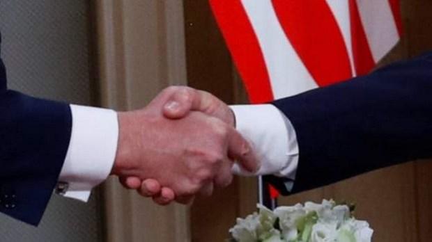 Thuong dinh Nga-My: Tong thong Trump tuyen bo