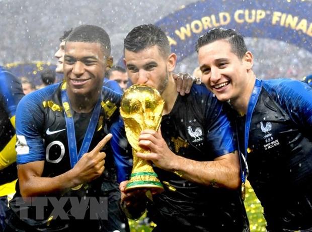 Nhung khoanh khac mang tinh bieu tuong cua World Cup 2018 hinh anh 4